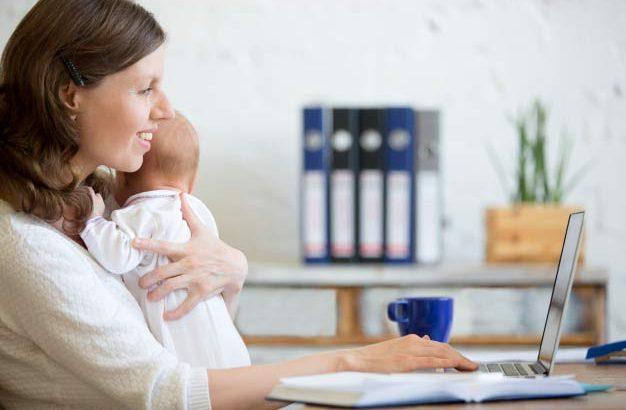 trabalho mamae com bebe